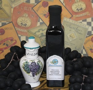 Aged Balsamic 250ml bottle