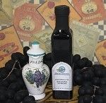 Aged Fig Balsamic 250ml bottle