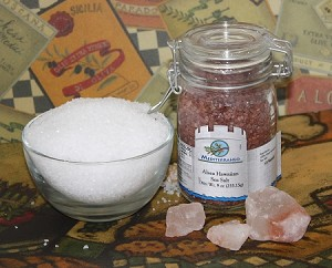Alaea Hawaiian Sea Salt 9 oz jar