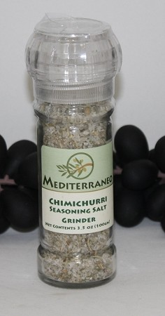 Chimichurri Sea Salt 3.5 oz grinder