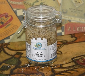 Greek Island Seasoning 5 oz jar