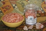 Himalayan Pink Salt-Coarse 10 oz jar