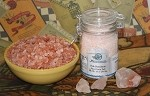 Himalayan Pink Salt-Fine Grain 10 oz jar