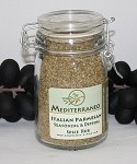 Italian Dipping Herbs and Spice with Parmesan 3 oz jar
