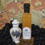 Mandarin & Tangerine White Balsamic 250ml bottle