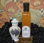 Passion Fruit White Balsamic 250ml bottle