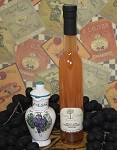 Peach White Balsamic 250ml bottle