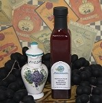 Pomegranate White Balsamic 250ml bottle