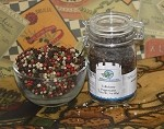 Tellicherry Peppercorns 3 oz jar
