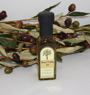 Black Truffle Oil 100ml bottle